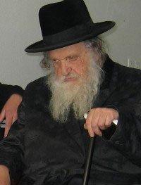 """הרב משה שטרנבוך שליט""""א"""