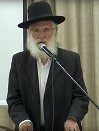 הרב שמואל נדל שליט״א